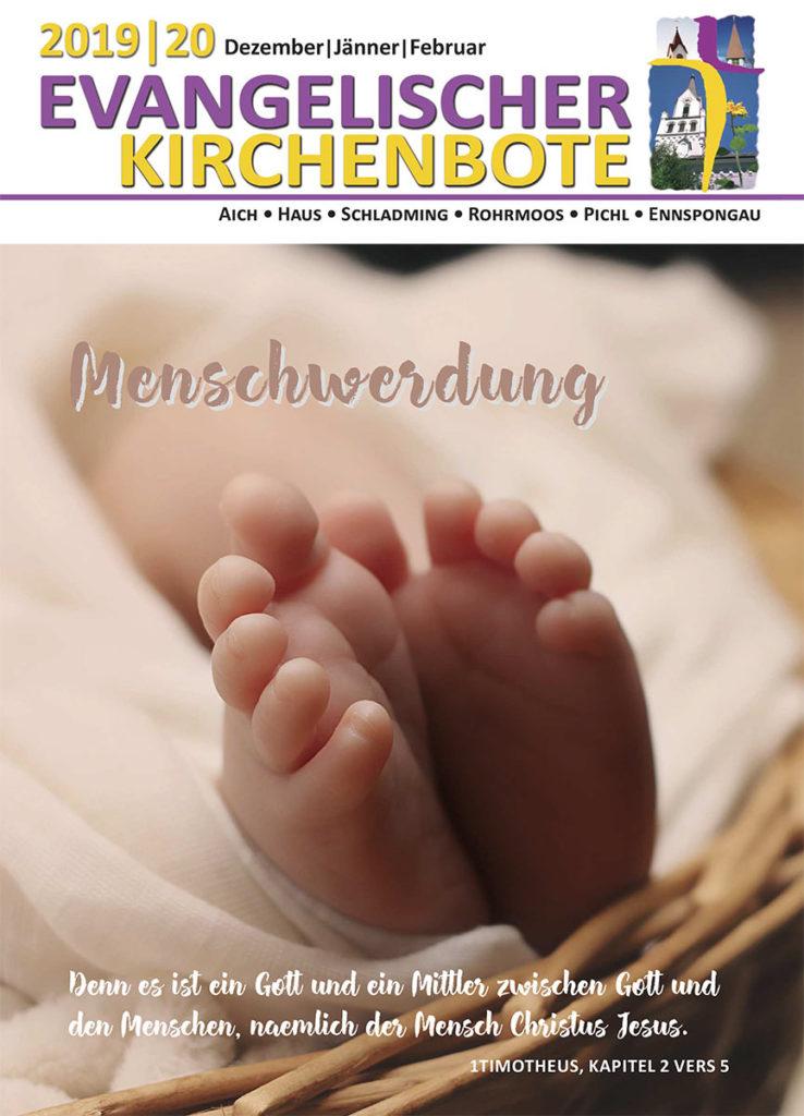Evangelischer Kirchenbote 04/2019