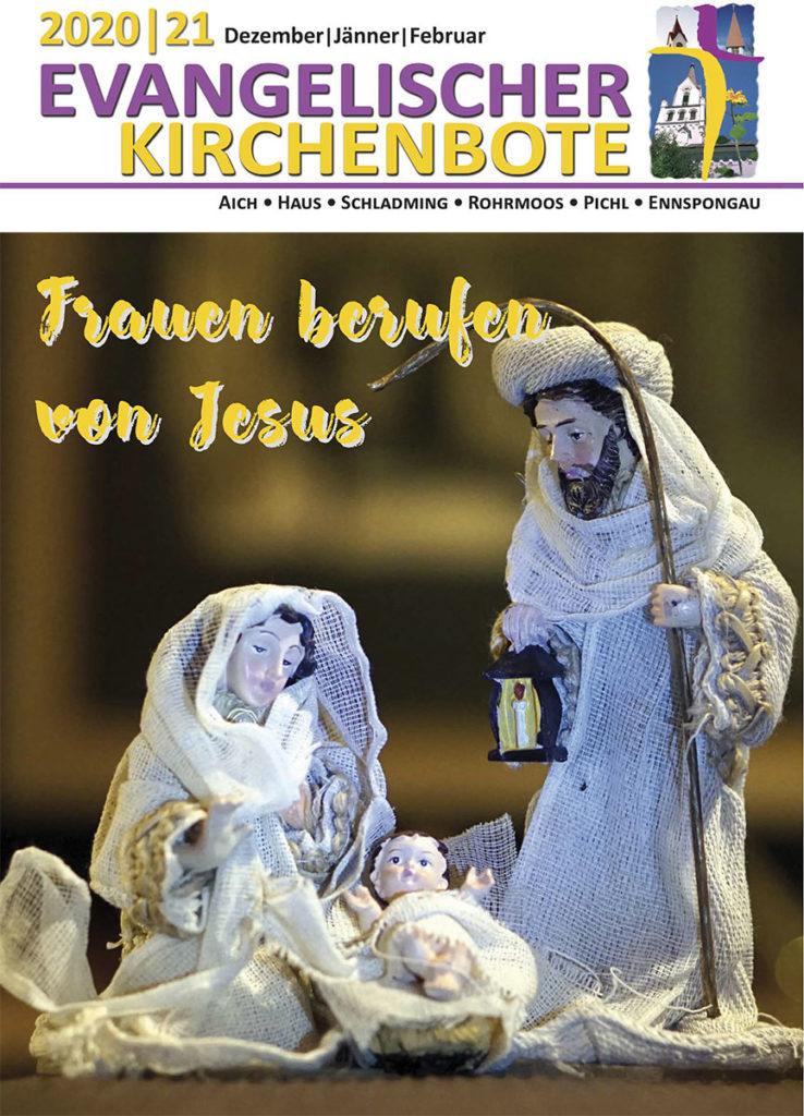Evangelischer Kirchenbote 04/2020